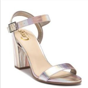 Circus Sam Edelman Esther Metallic High Heels